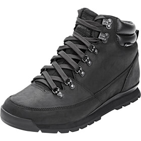 The North Face Back-To-Berkeley Redux Leather Shoes Herre tnf black/tnf black/tnf black